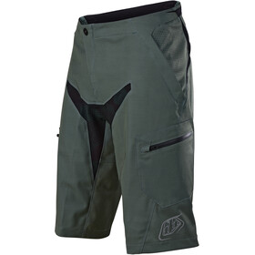 Troy Lee Designs Moto Cycling Shorts Men olive